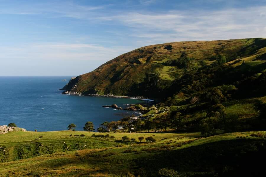 Murlough Bay, en Irlande du Nord : Pyk (Pyke)