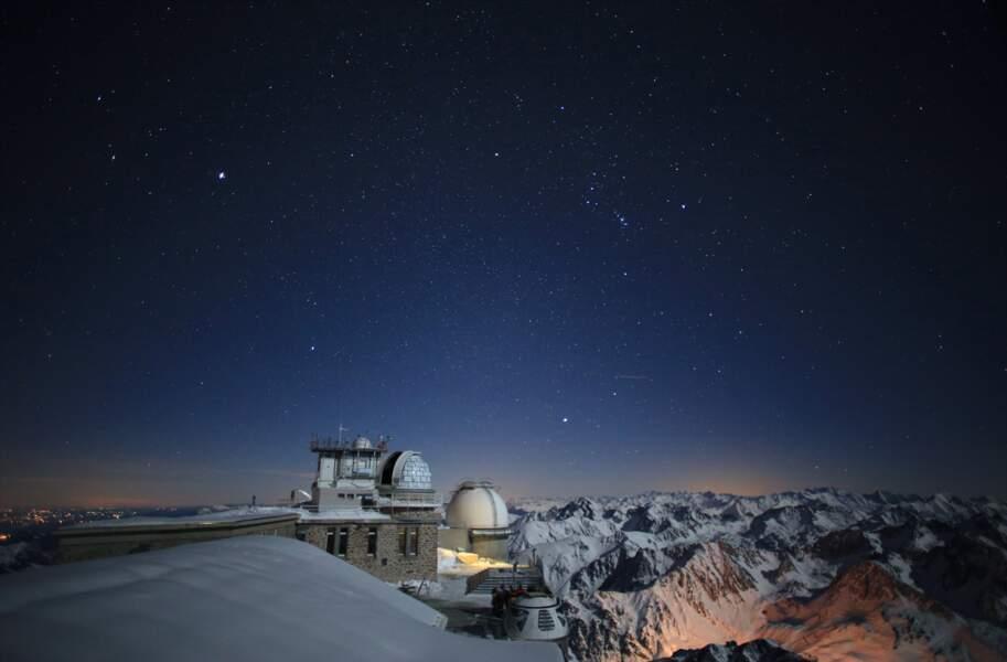 Retour à l'Observatoire
