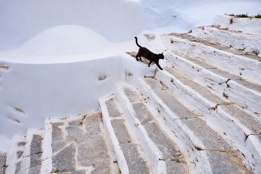 Amorgos, dans les Cyclades
