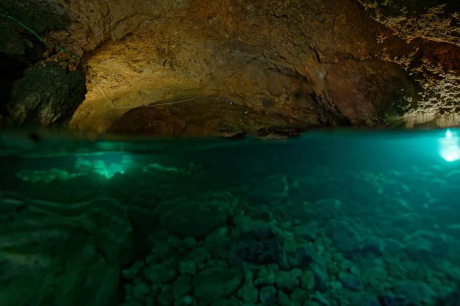 Des grottes comme refuges