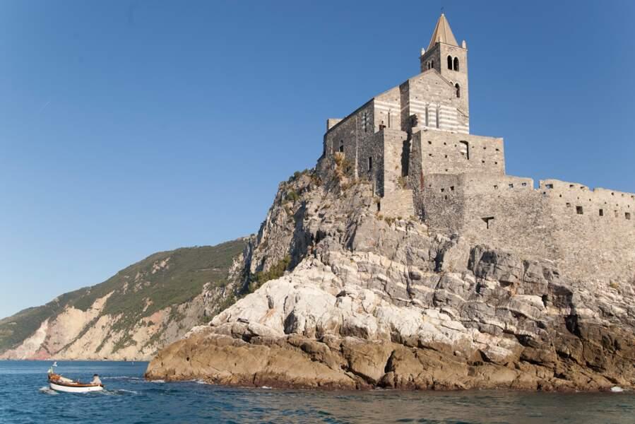 Le château Doria de Portovenere