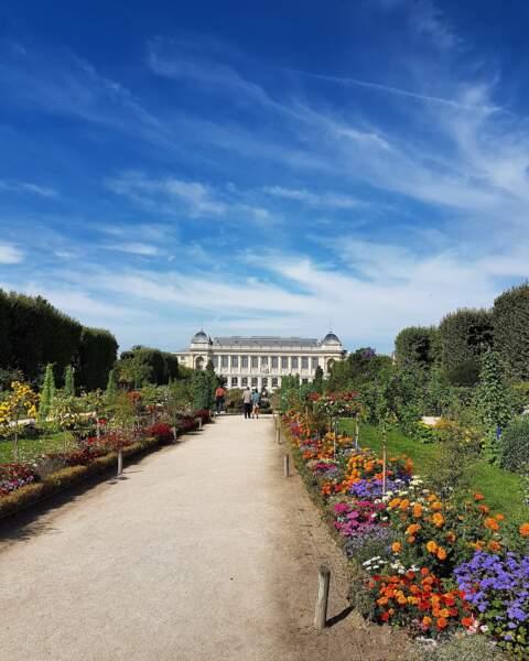 Le Jardin des Plantes et les Grandes Serres
