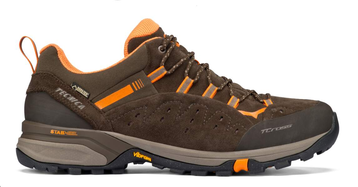 T- Cross Low GTX, Tecnica, la plus polyvalente