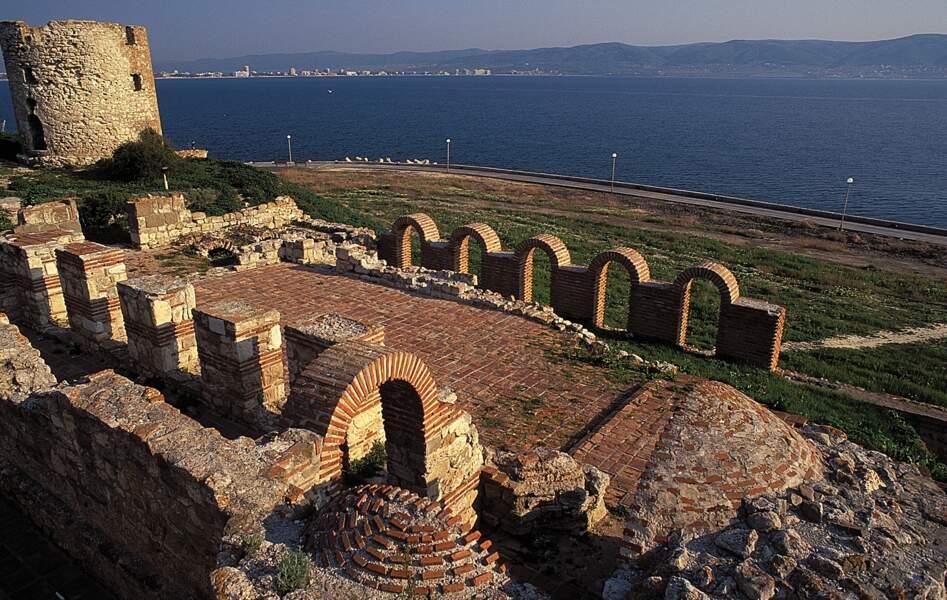 Ancienne cité de Nessebar, Bulgarie