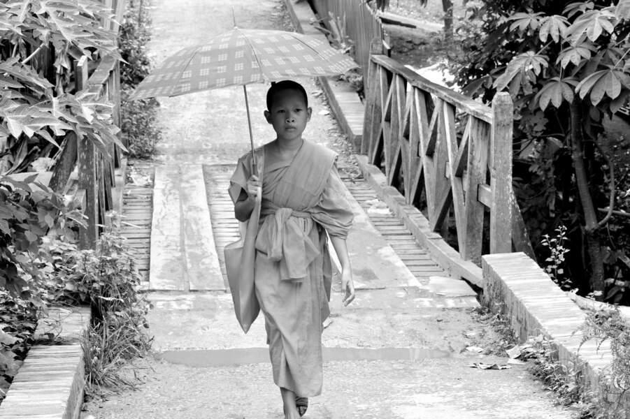 Luang Prabang, au Laos
