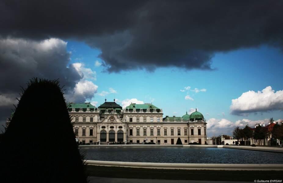 Palais de Hofburg, qui héberge notamment le musée de Sissi