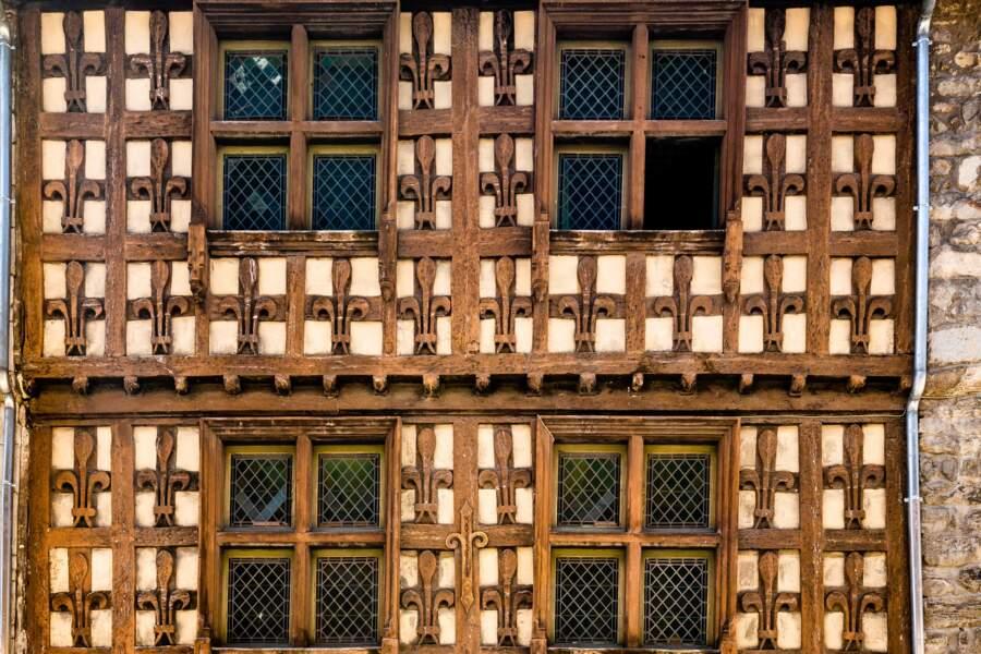 Maison aux Lys, Arreau