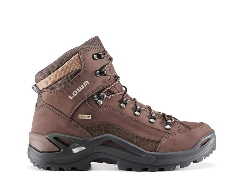 Renegade Gtx Mid, Lowa, la plus confortable