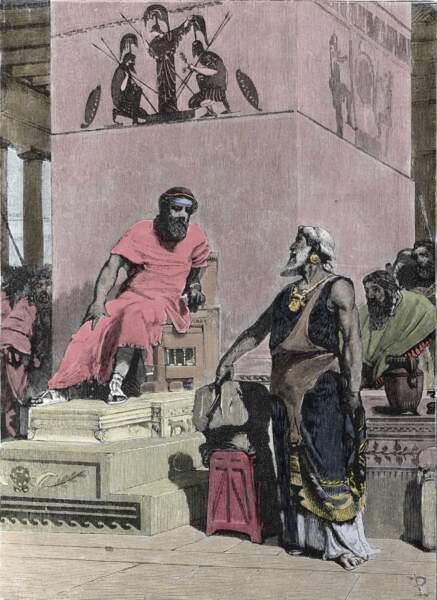 Tarquin l'Ancien (616 – 579 av. J.-C.) : il inventa les jeux du cirque