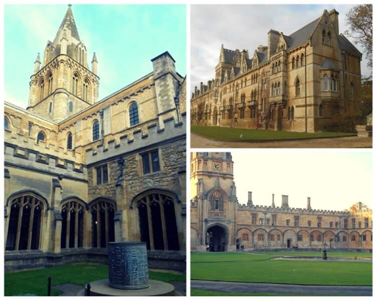 Angleterre - Une journée à Oxford
