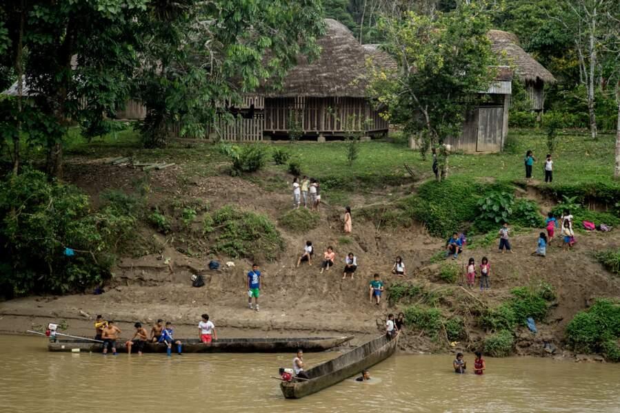 La rivière Bobonaza