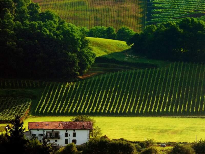 Diaporama n°11 : Pays basque : la terre des contrastes