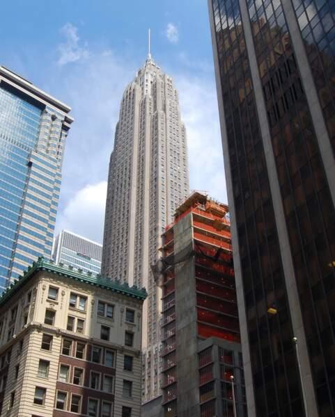 American International Building : deux fois, il fut le plus grand