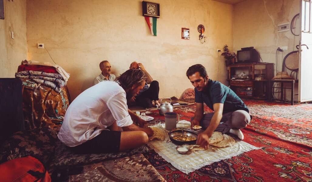 L'hospitalité iranienne