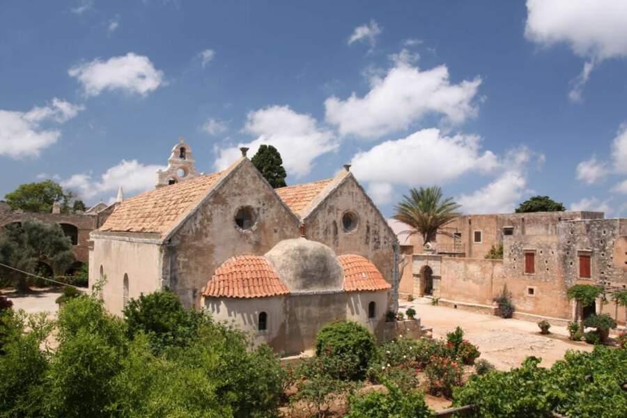 Monastère d'Arkadi, Crète