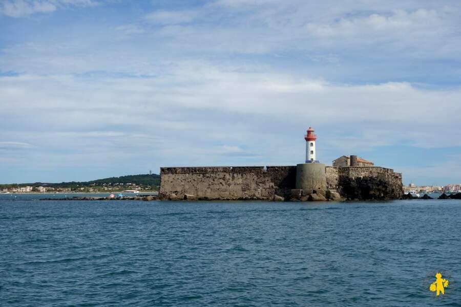 Le Cap d'Agde en famille