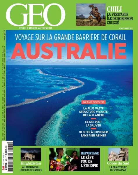 Retrouvez l'intégralité du reportage dans le magazine GEO n°457 (mars 2017)