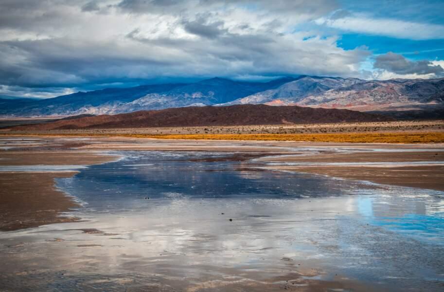 Un lac d'environ 16 kilomètres