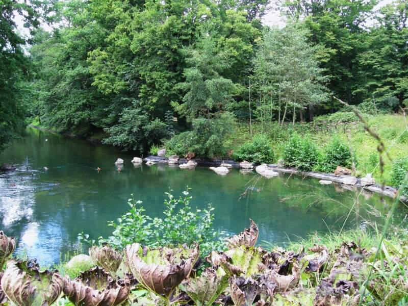 Le Parc Floral de la Source