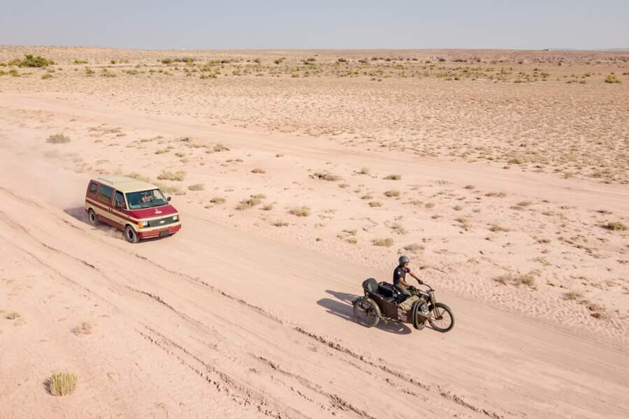 Partie de cache-cache avec la Route 66
