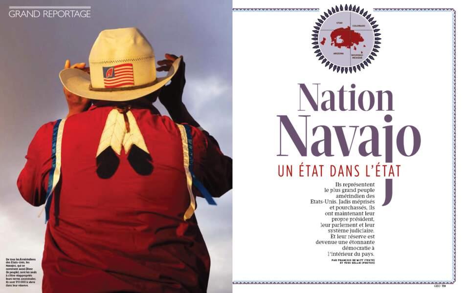 GRAND REPORTAGE : Nation navajo, un Etat dans l'Etat