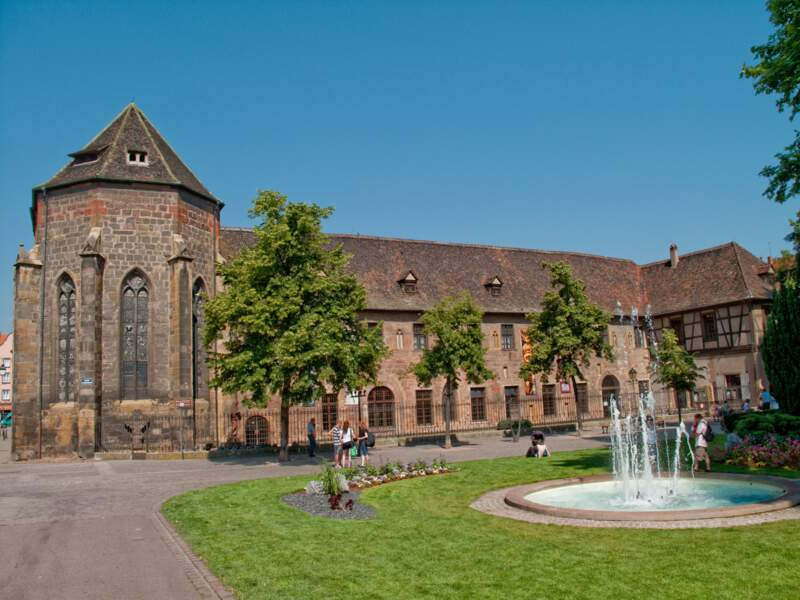 Visiter le musée Unterlinden