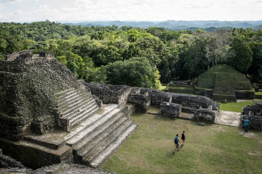 Glorieuse cité précolombienne