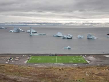 Les terrains de foot les plus incroyables du monde