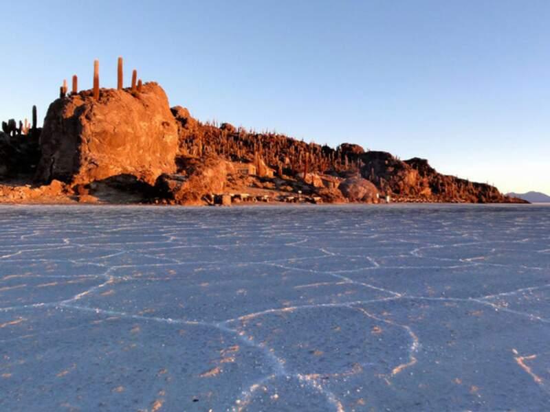 Diaporama n°3 - Les splendides paysages de l'Altiplano