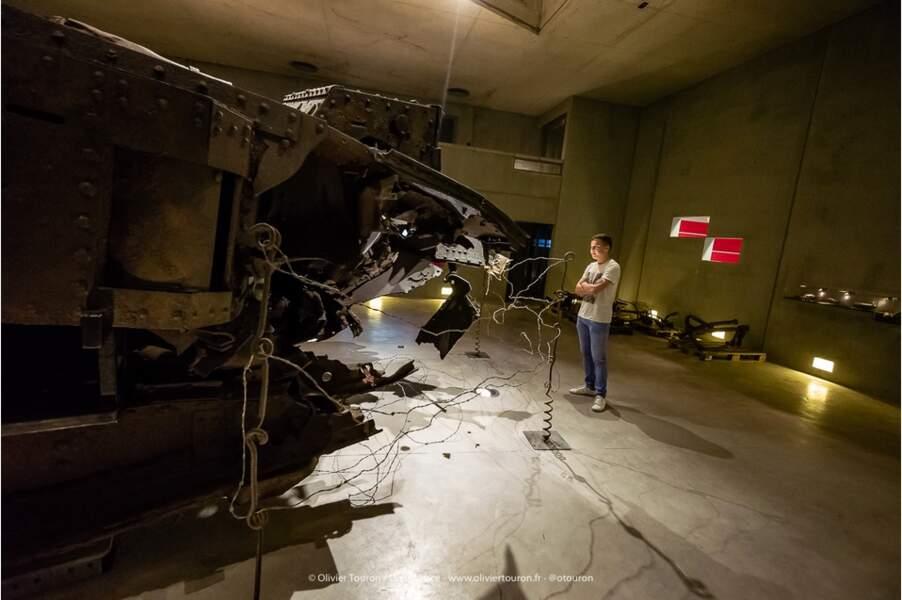 A Flesquières, un musée pour un tank