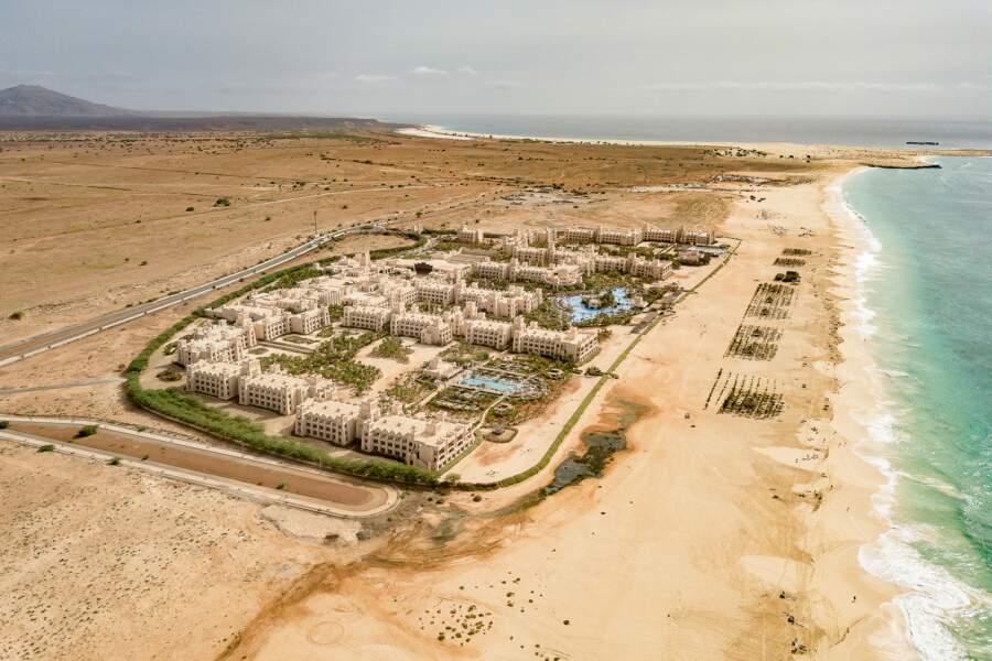 A Sal et Boa Vista poussent des resorts démesurés