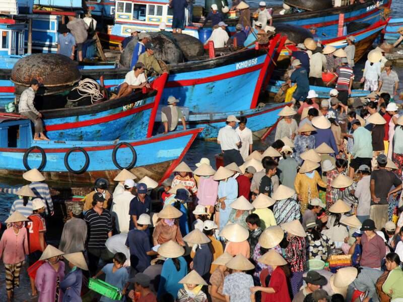 Diaporama n° 15 : Vietnam : la beauté du quotidien