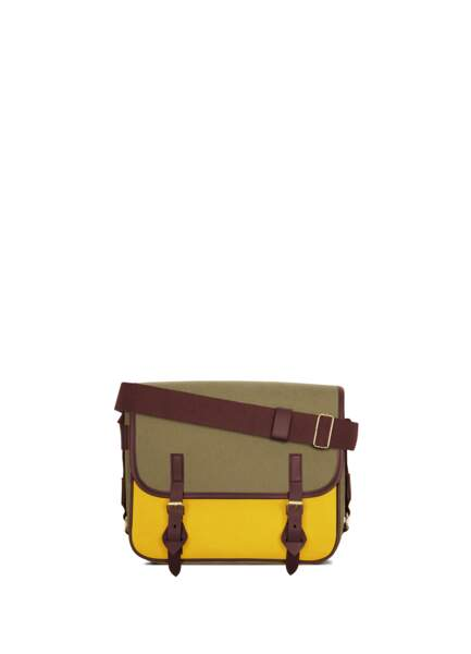Spécialisé dans les sacs, L/Uniform permet de choisir ses combinaisons de couleurs