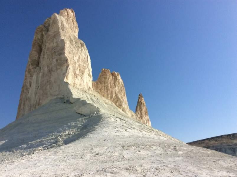Ces rochers ne sont pas sans rappeler ceux plus connus de l'Ouest des Etats-Unis