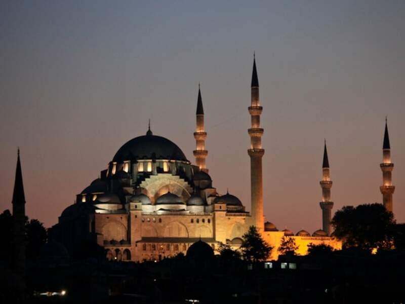 Diaporama n°5 - Turquie : Istanbul au fil des collines