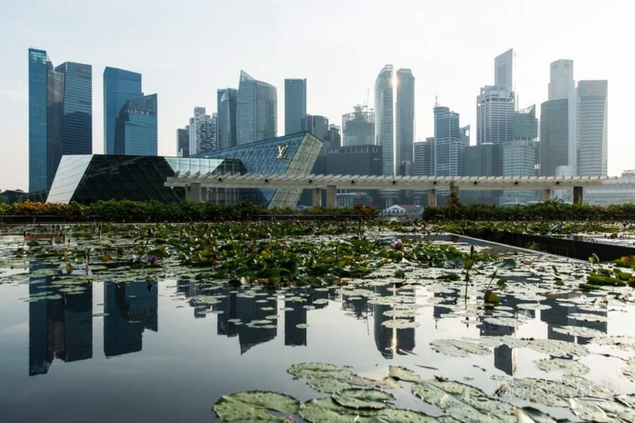 Singapour, la Suisse de l'Asie !