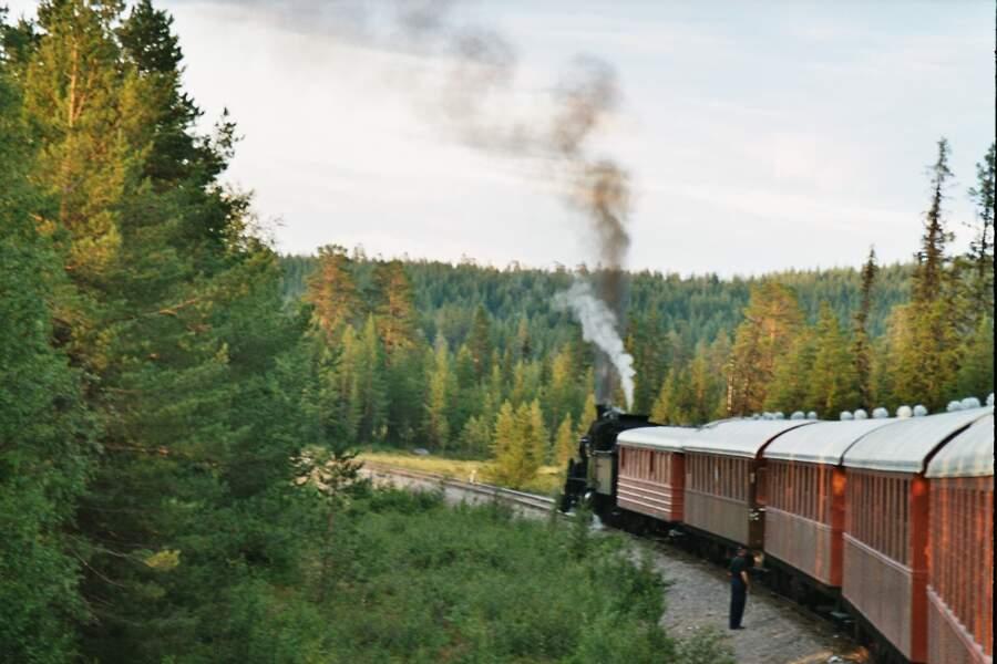 Prendre le train du Grand Nord