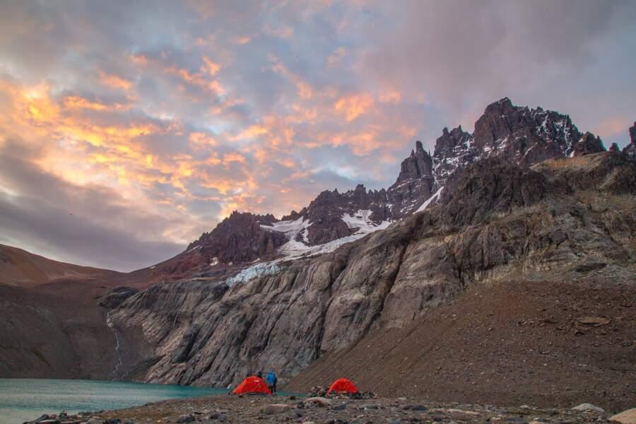 Cerro Castillo, au Chili