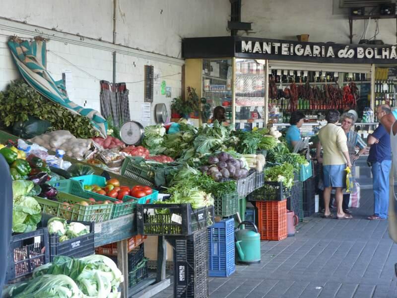 Le marché du Bolhão