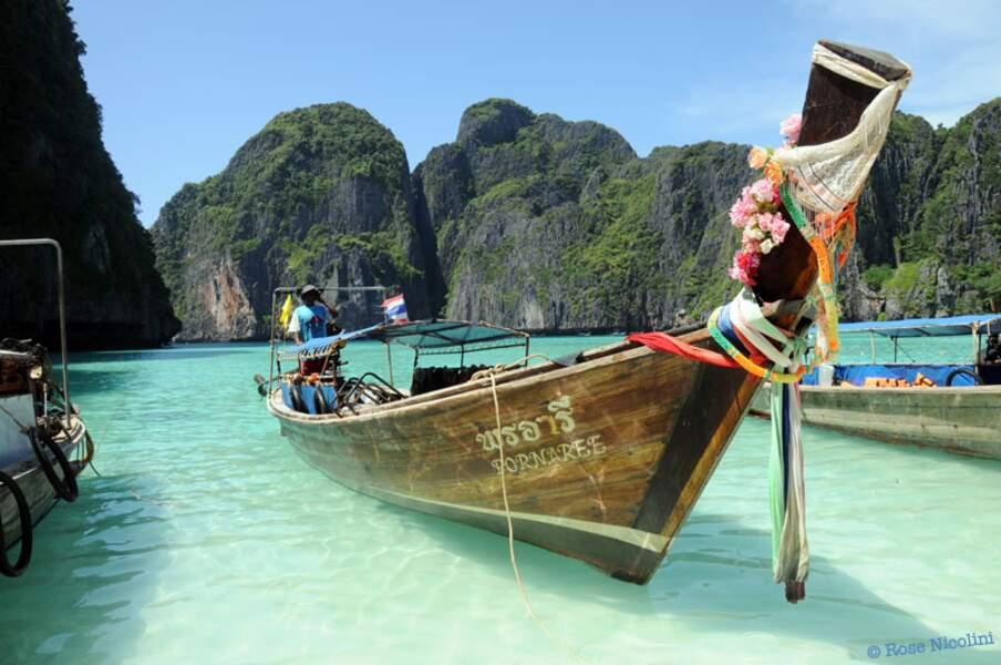 Les îles Phi Phi, par Rose Nicolini