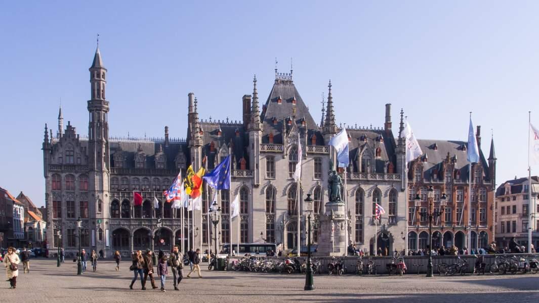 L'incontournable Markt de Bruges