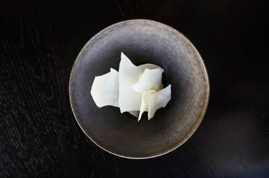 Délice de riz au saké