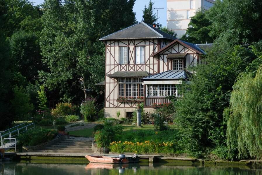 L'architecture de Nogent-sur-Marne