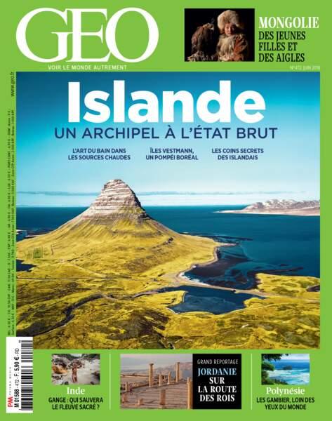 Retrouvez l'intégralité du reportage dans le magazine GEO n°472 (juin 2018)