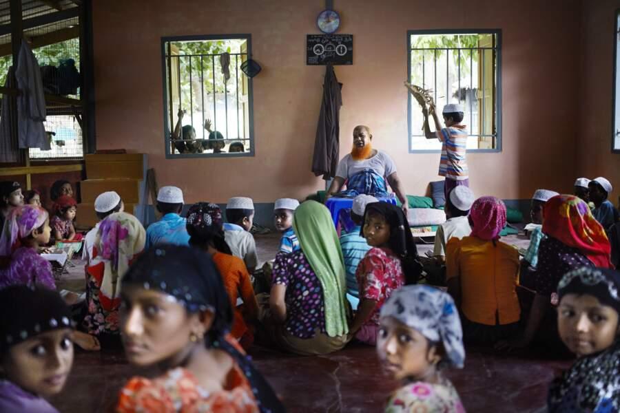 Pour seules écoles, les madrasa