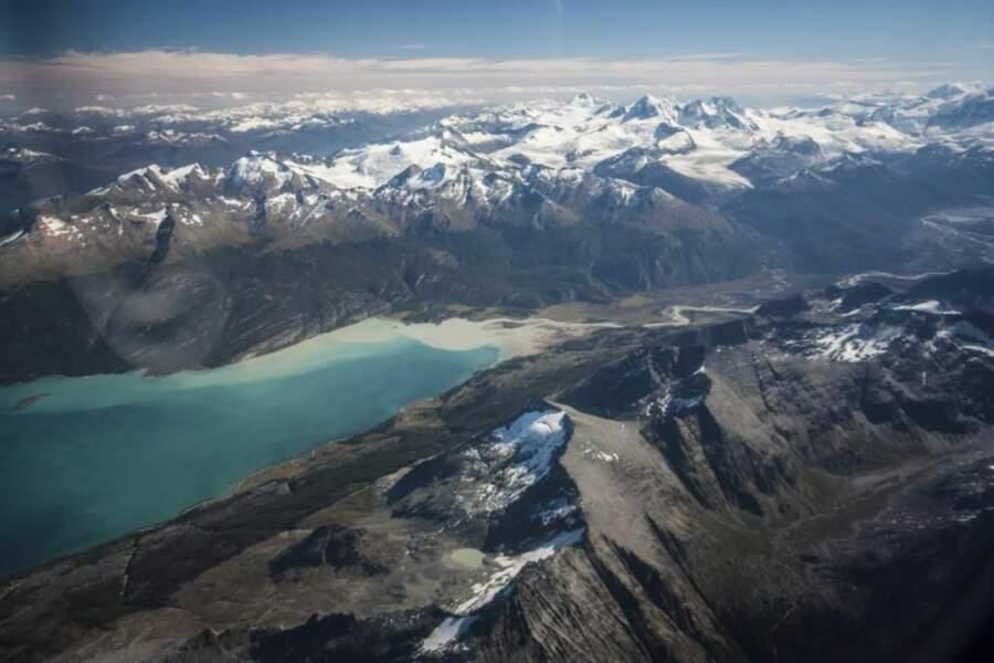 Isla Navarino, au Chili, par le GEOnaute alidadex