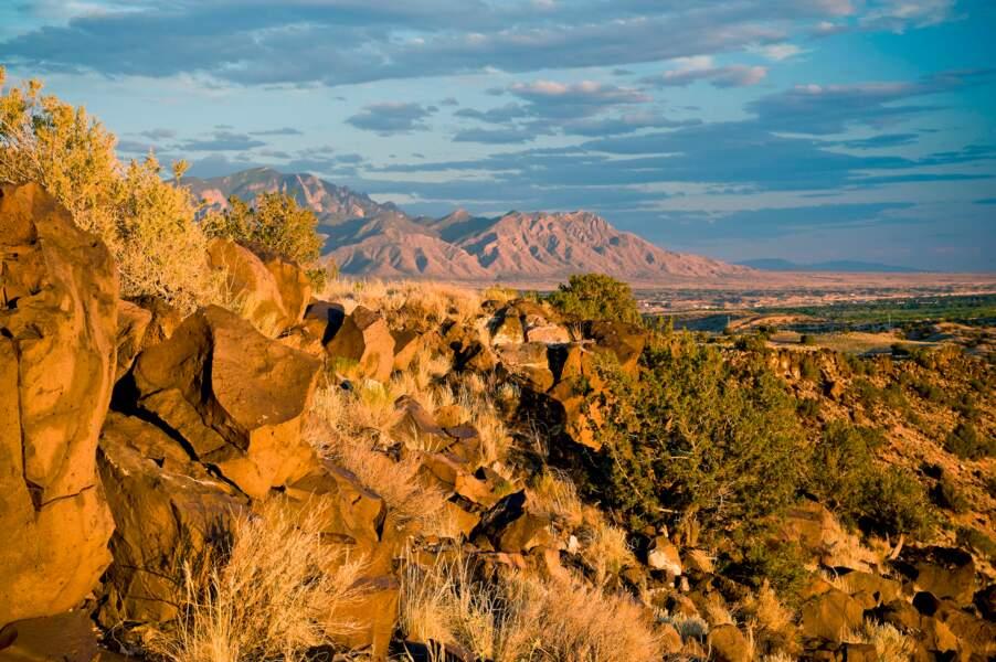 Albuquerque et le Nouveau-Mexique, États-Unis