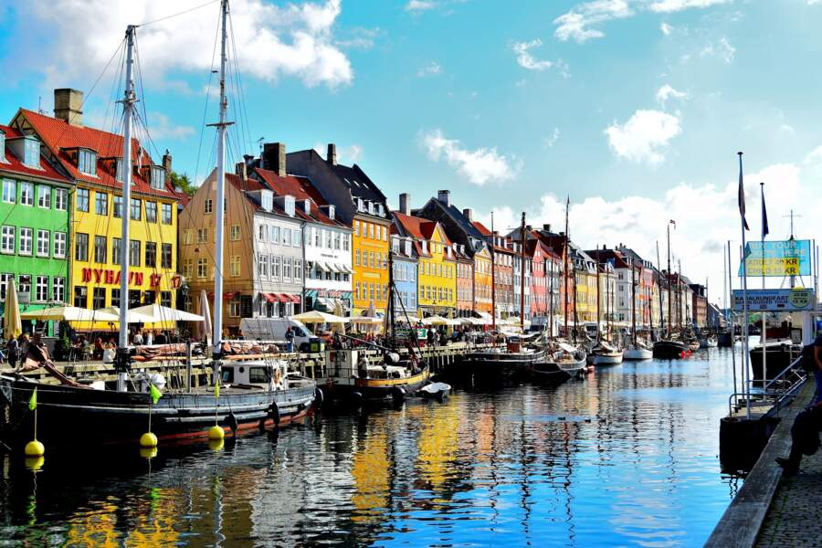 8 - Copenhague (Danemark)