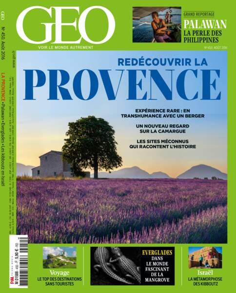 Retrouvez l'intégralité du reportage dans le magazine GEO n°450 (août 2016)
