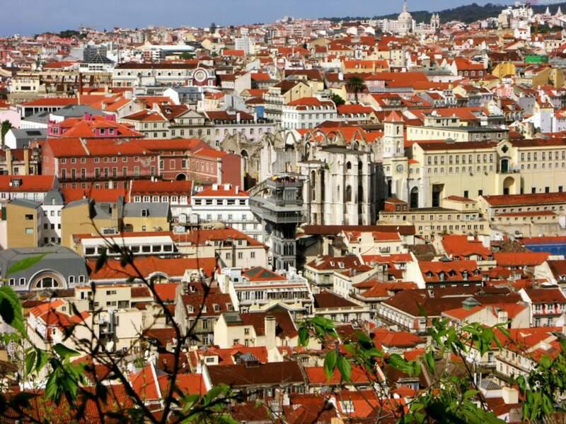 Diaporama n° 11 : Lisbonne, à l'embouchure du Tage